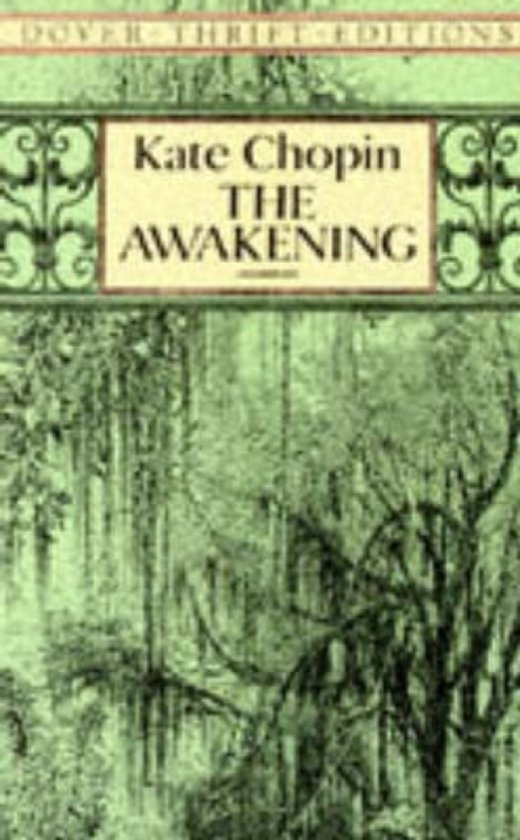 ambiguity in kate chopins the awakening essay Kate chopin uses powerful and significant symbolism in the awakening to depict the feminist ideas involving women's longing for sexual and personal emancipation through the development of the main character, edna pontellier, as she recognizes the extent of her passion and ultimately the disappointment after the realization of her inevitable.