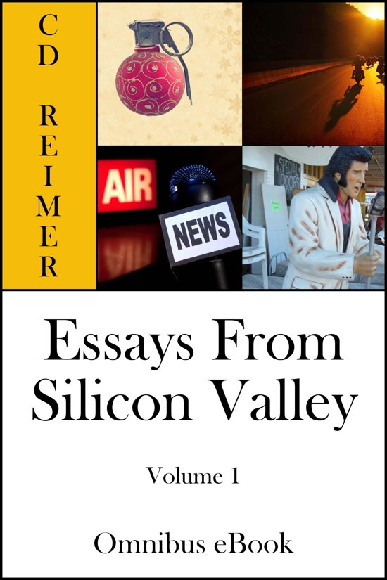 silicon essay Watch video michael moritz is right: silicon valley should be terrified of the reaction has been swift and negative to investor michael moritz's essay arguing silicon.