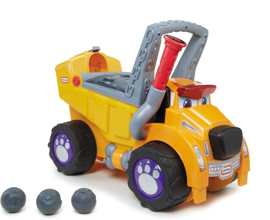 Little Tikes Big Dog Truck in Watergang