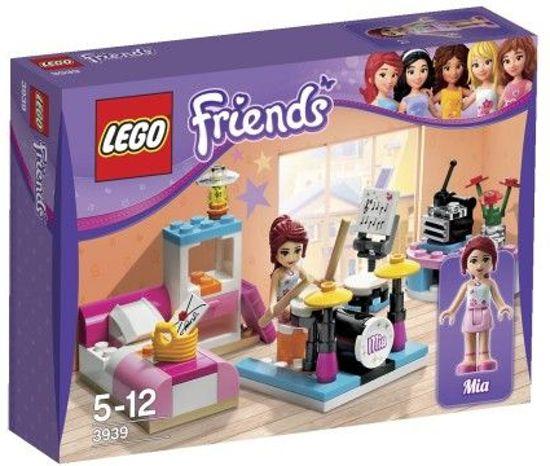 LEGO Friends Mia's Slaapkamer - 3939