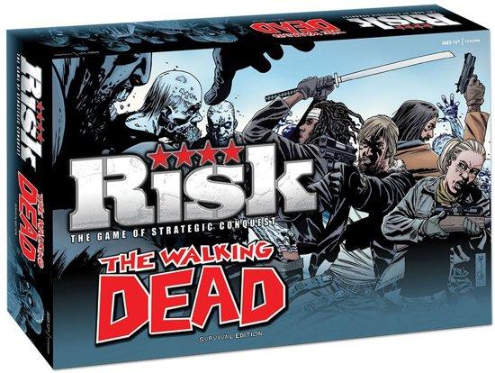 Risk Walking Dead - Bordspel in Driewegen