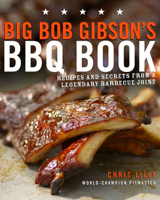 Review Big Bob Gibson's BBQ Book