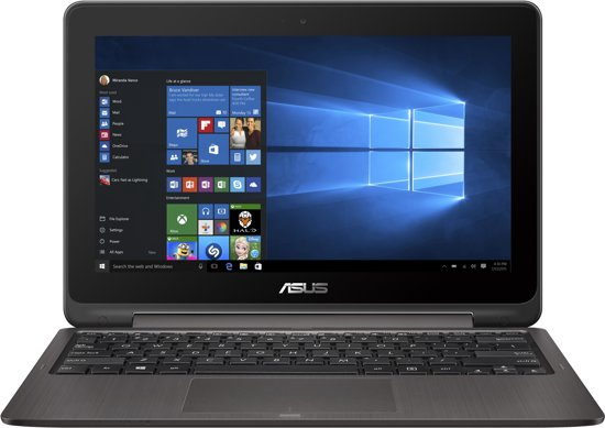 Asus VivoBook Flip TP201SA-FV0010T - Hybride Laptop Tablet / Qwerty