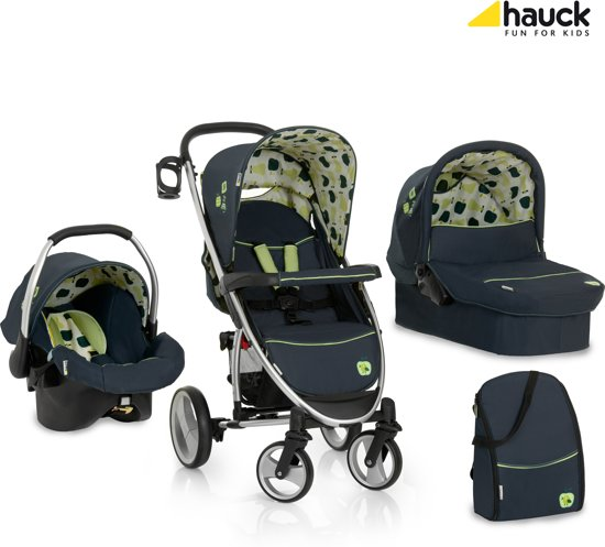 hauck malibu xl all in one kinderwagen fruits. Black Bedroom Furniture Sets. Home Design Ideas