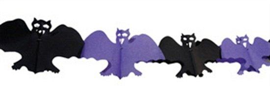Halloween Vleermuis slinger 4 meter in Holysloot