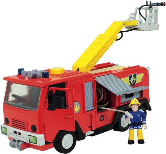 bol brandweerman sam brandweerauto jupiter speelset