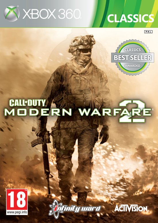 Call Of Duty: Modern Warfare 2 - Classics Edition - Xbox 360