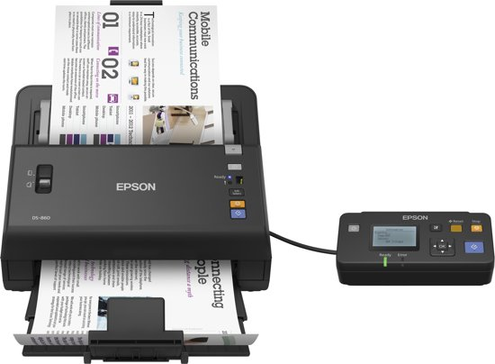 Epson WorkForce DS-860N - Scanner