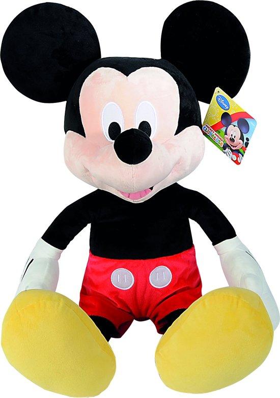 Disney  Core Mickey - Knuffel - 80 cm in Rietven