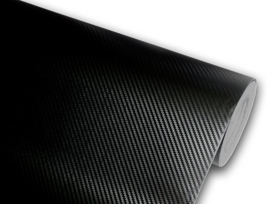 hoogwaardige 3d carbon wrap folie auto car wrapping 127 x 30 cm. Black Bedroom Furniture Sets. Home Design Ideas