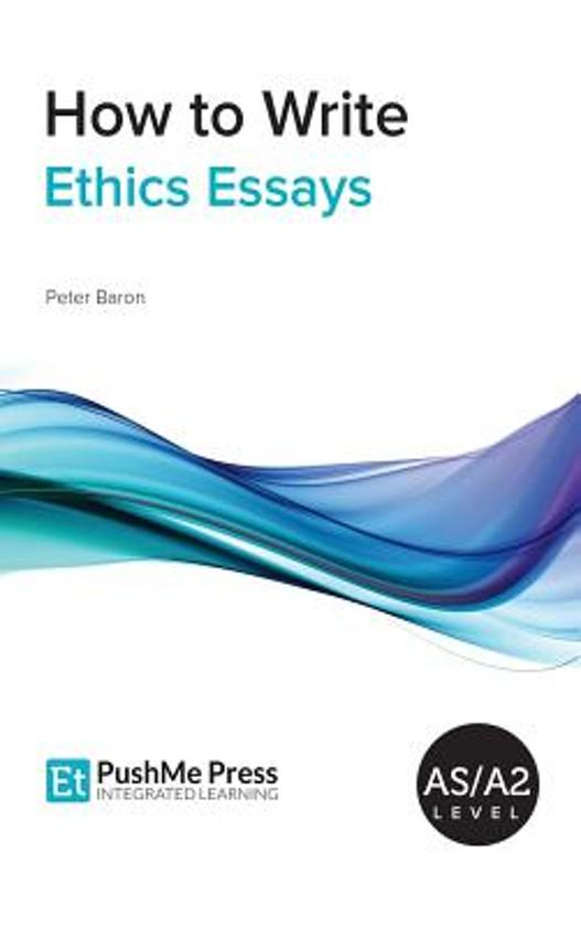 How to Write an Argumentative Essay Over Ethics