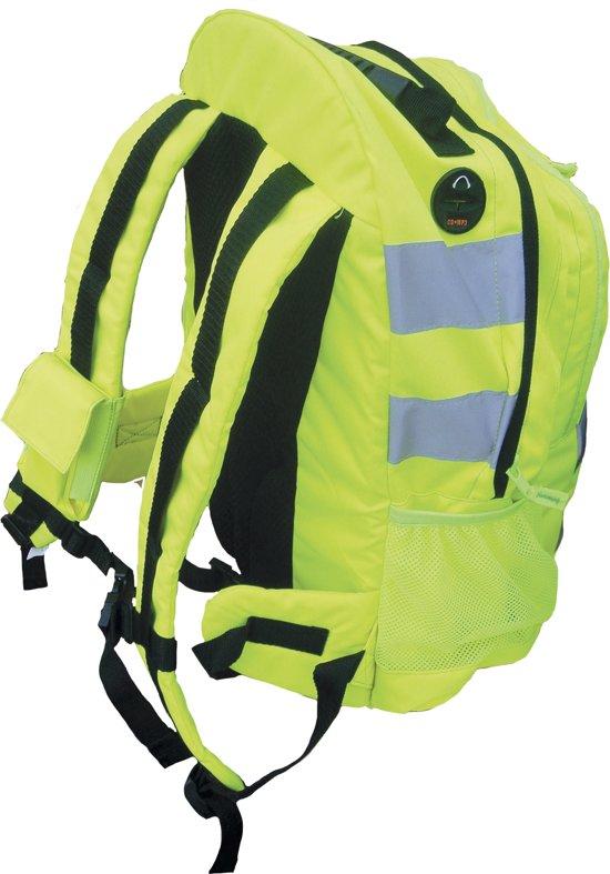 Portwest Hi-vis rucksack in Wehl