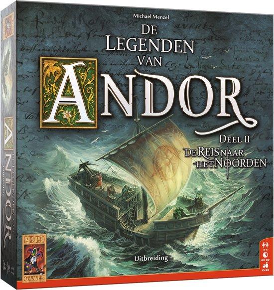 De legenden van andor uitbreiding de reis naar het noorden gezelschapsspel 999 games - Bureau van de uitbreiding ...