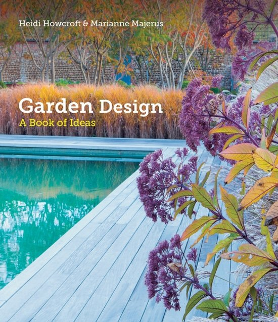 Garden design heidi howcroft marianne majerus for Landscape design books
