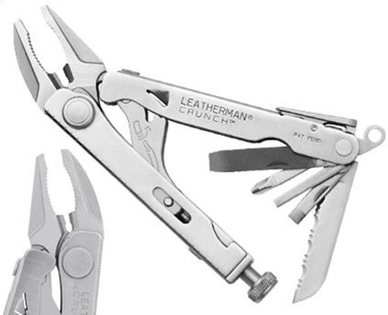 Leatherman Crunch Nylon Sheath in Halfweg