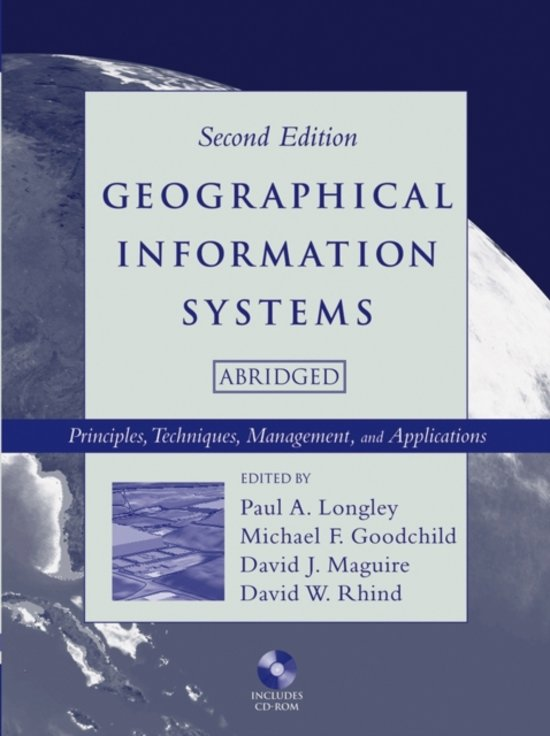 geographic information systems and science longley pdf