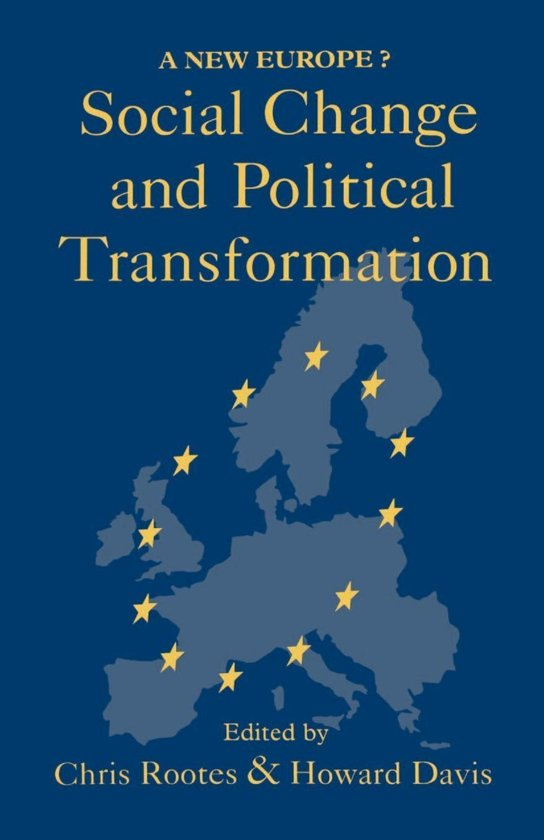 the political and social changes in western In initiating this model, hobbes takes a naturalistic, scientific approach to the question of how political society ought to be organized (against the background of a clear-eyed, unsentimental conception of human nature), and thus decisively influences the enlightenment process of secularization and rationalization in political and social.