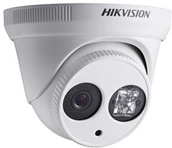 HIKVISION IPCam EXIR Dome Outdoor 3MP 2.8mm