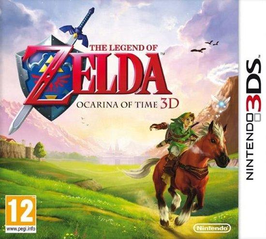 Zelda: Ocarina of Time - 2DS/3DS