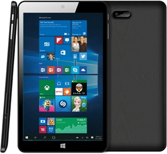 YOURS! Tablet 8inch / IPS / 2GB / 32GB / Windows 10  / Black