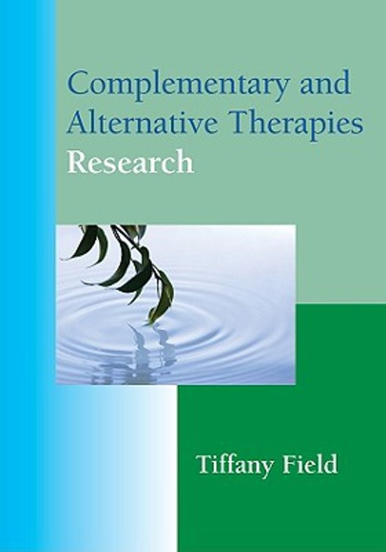 complementary therapies p3 booklet Explains what complementary and alternative therapies are, how they are used, and where to find out more.