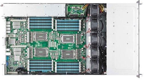 ASUS RS920A-E6/RS8 AMD SR5690 Socket G34 2U server barebone