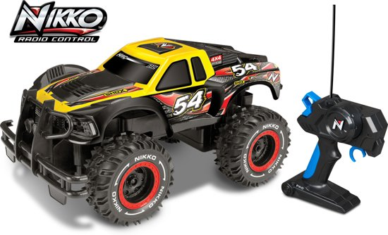 nikko off road trophy truck rc auto toy state. Black Bedroom Furniture Sets. Home Design Ideas