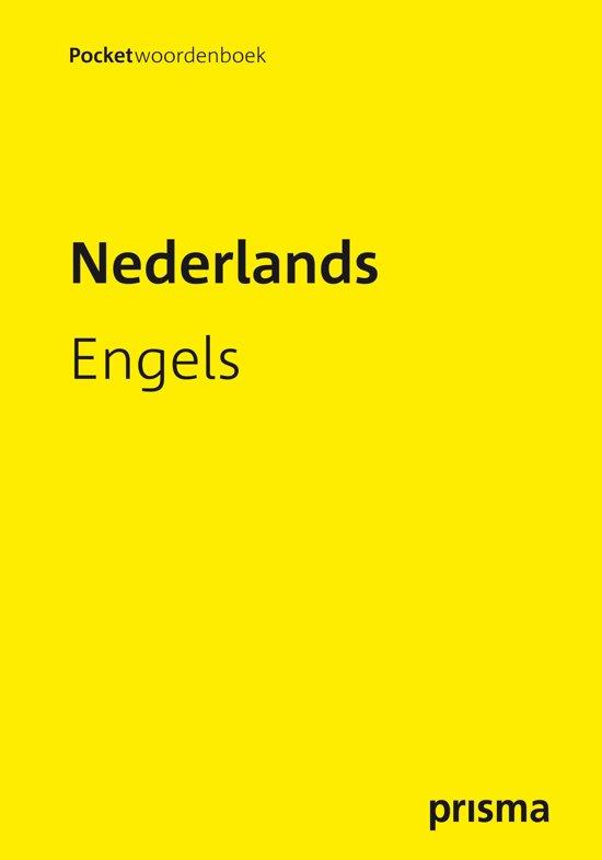 Prisma Pocket Woordenboek / Nederlands-Engels in Bemmel