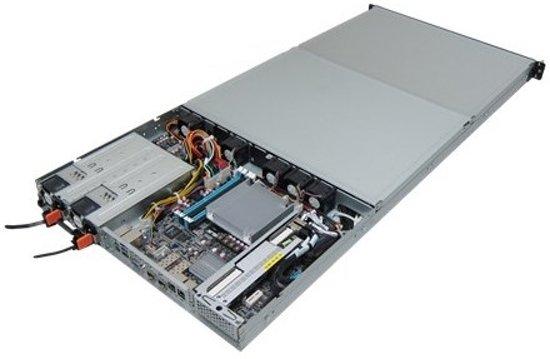 ASUS S1016P Intel C224 LGA1150 1U Metallic