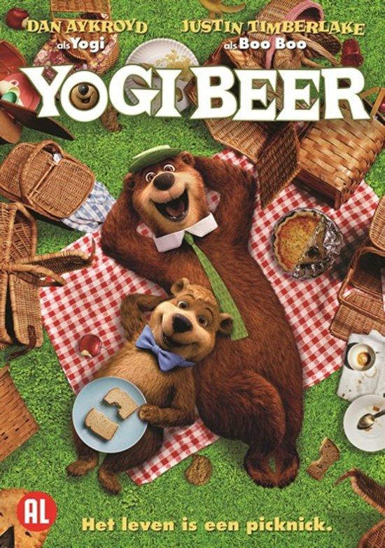 Kids N Fun 20 Kleurplaten Van Yogi Beer