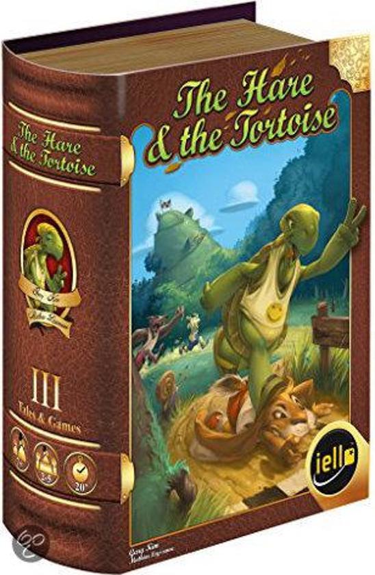 The Hare & The Tortoise - Bordspel in Veldstreek