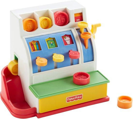 bol.com | Fisher-Price Kassa,Mattel