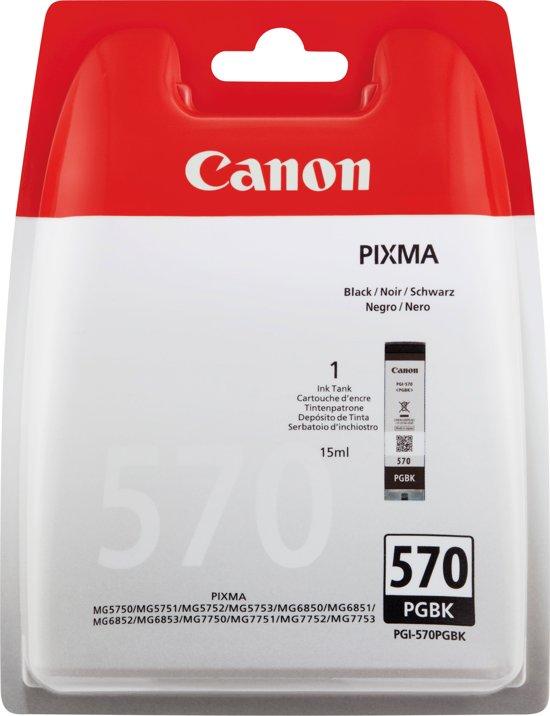 Canon PGI-570 - Inktcartridge / Zwart