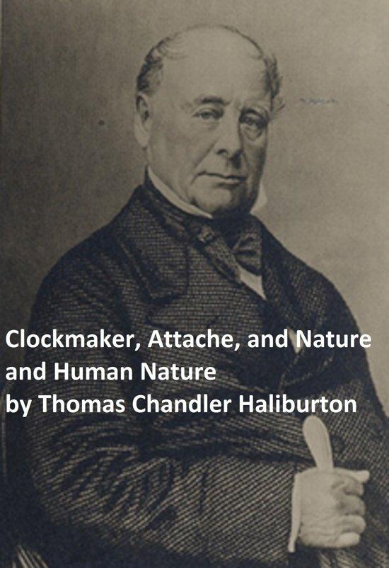 Bol Com Thomas Chandler Haliburton Three Books border=