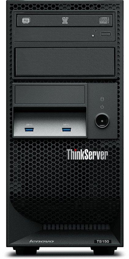 Lenovo ThinkServer TS150 3.6GHz E3-1275V5 400W Tower (4U)