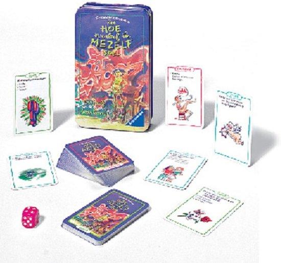 Het Hoe Overleef Ik Mezelf Spel - Kaartspel