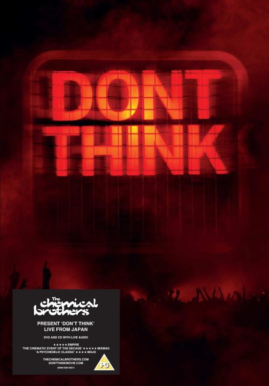 Don't Think (Limited Dvd+Cd+Boek)