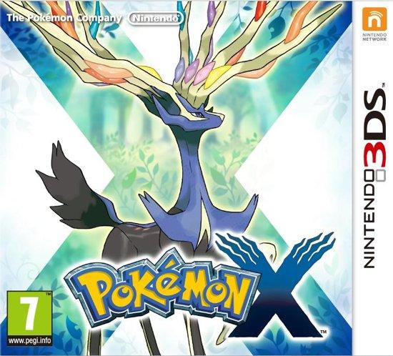 Pokemon X - 2DS/3DS