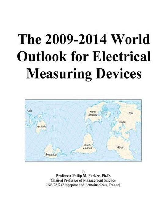 Electrical Measuring Devices : Bol the  world outlook for electrical