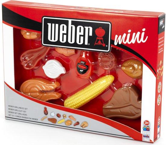 Weber Speelgoed BBQ set in \'t Buurtje