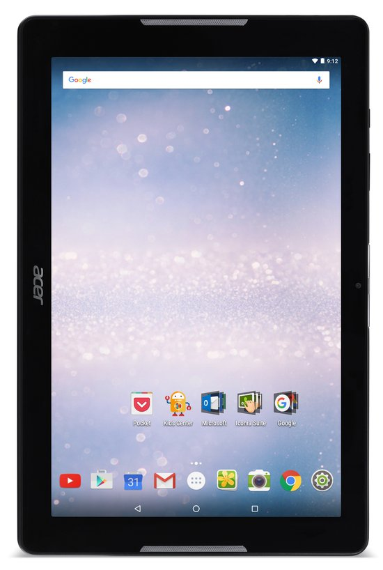 Acer Iconia One 10 B3-A30 - Zwart