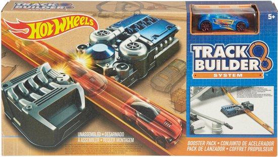 hot wheels track builder booster kit speelset. Black Bedroom Furniture Sets. Home Design Ideas