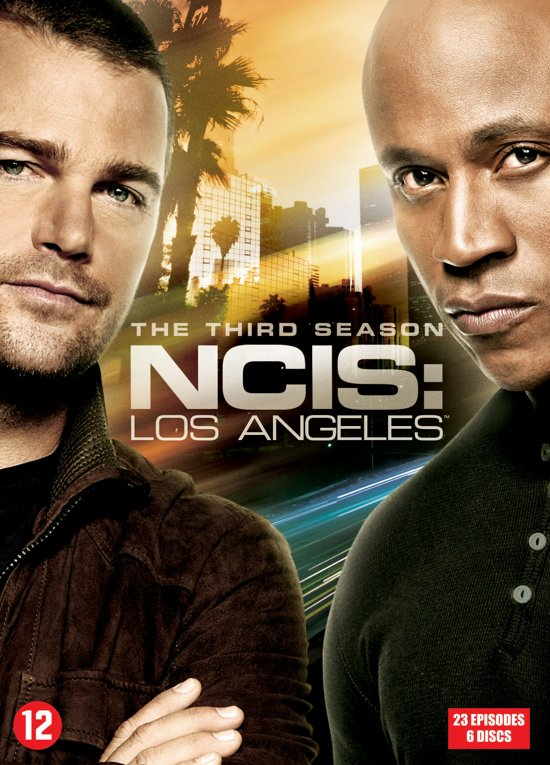 NCIS: Los Angeles - Seizoen 3