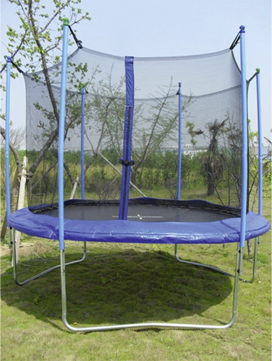 jumpline veiligheidsnet trampoline 305 cm. Black Bedroom Furniture Sets. Home Design Ideas