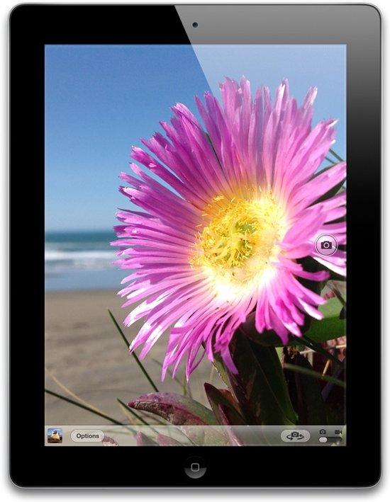 Apple iPad 4 Retina - Zwart/Grijs - 4G - 64GB - Tablet
