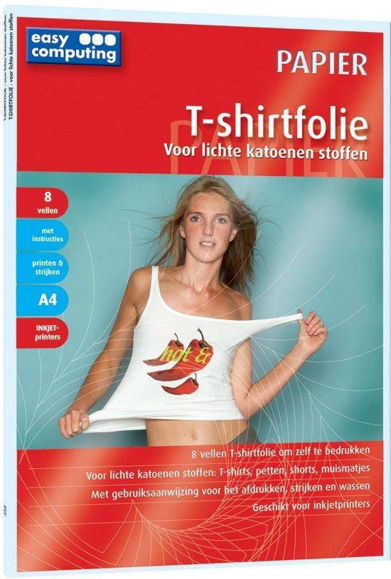 Easy Computing T-Shirtfolie