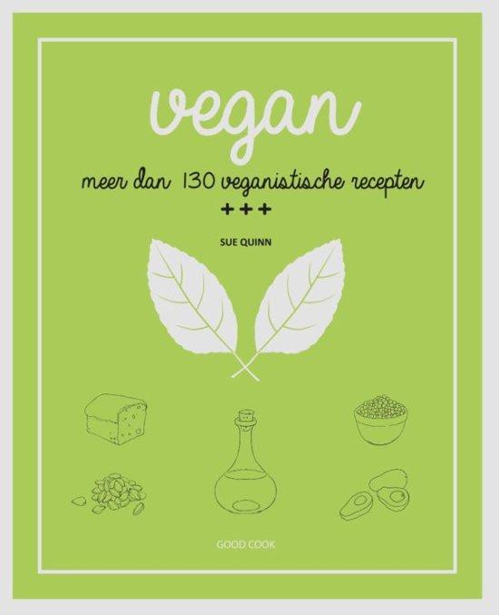 Vegan sue quinn 9789461431059 boeken for Kookboek veganistisch