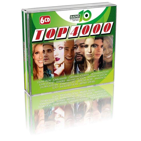 Bol Com Radio 10 Top 4000 2014 Radio 10 Muziek