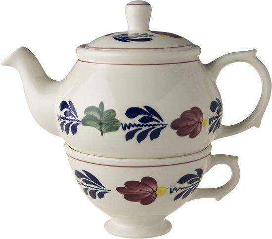 Boerenbont Tea For One - 0.4 l - Aardewerk