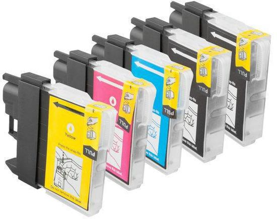 Compatible Brother LC-985 inktcartridges